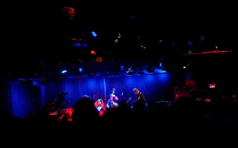 Photo: Nels Cline Singers @ (Le) Poisson Rouge