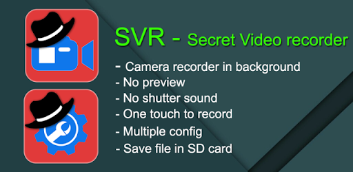 SVR - Secret Video Recorder