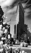Photo: The Flatiron Building in NYC on Good Friday.
