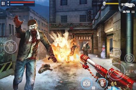 Zombie Mrtvý Cíl - náhled