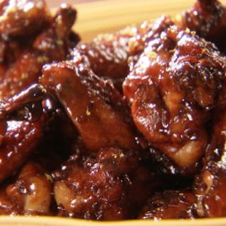 Balsamic Chicken Wings