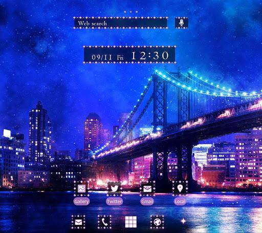 Cool Theme-Manhattan Bridge- 1.0.0 Windows u7528 1