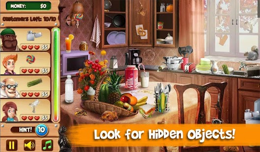 Home Makeover 3 - Free Hidden Object Garden Game - náhled