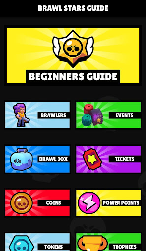 Guide For Brawl Stars 0.0.5 screenshots 1