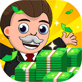 Idle Business Factory Tycoon, Cash & Clicker Games
