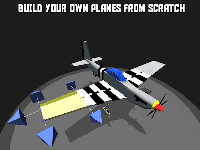 SimplePlanes - Flight Simulator Screenshot