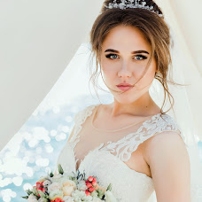 Wedding photographer Anna Krigina (Krigina). Photo of 02.11.2017