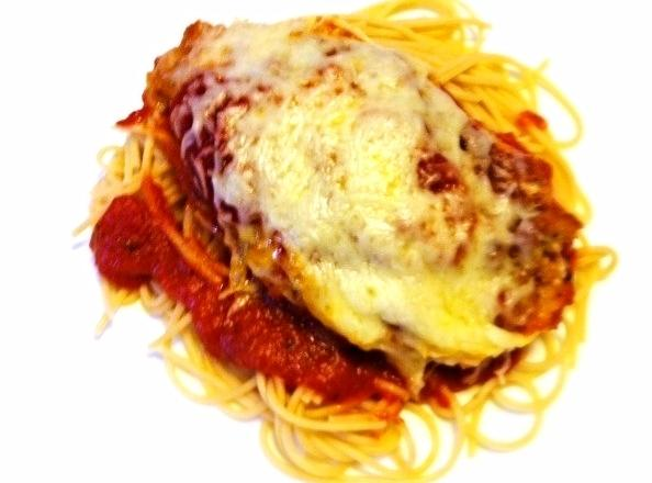 The Very Best Chicken Parmesan & Pasta (my Secret) Recipe