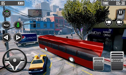 Descargar Coach Bus Simulator – Bus Driving 2019 para PC ✔️ (Windows 10/8/7 o Mac) 2