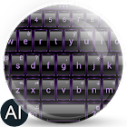 Theme for A.I.type Frame Purpl icon