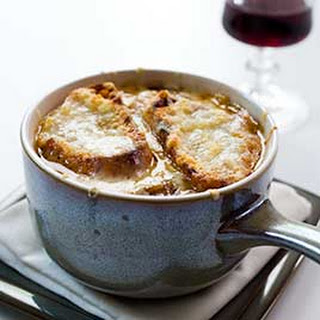 French Onion Soup Slow Cooked