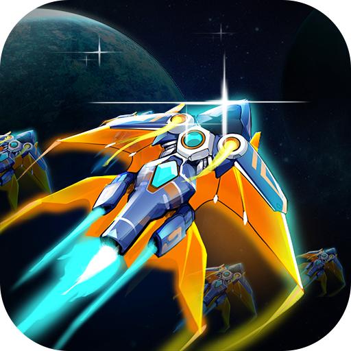 Battle of Galaga: Space shooter, Galaxy war