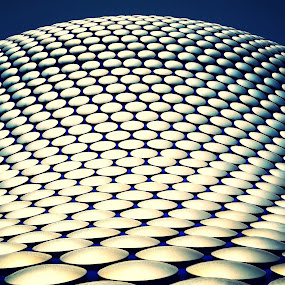 Selfridges by Kevin Morris - Buildings & Architecture Architectural Detail ( building, birmingham, silver, selfridges, architecture, city )