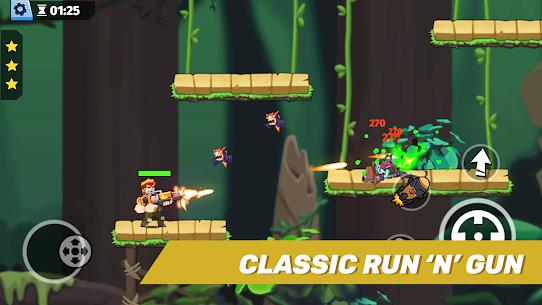 Cyber Dead Premium: Modern Run and Gun game 1