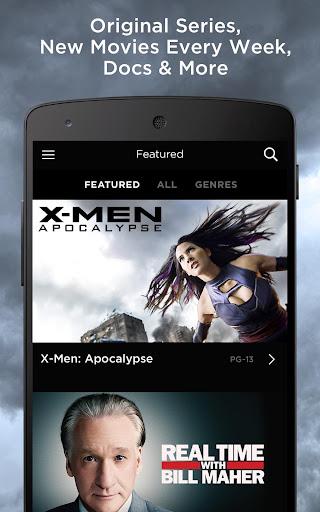 HBO NOW: Series, movies & more screenshot 5
