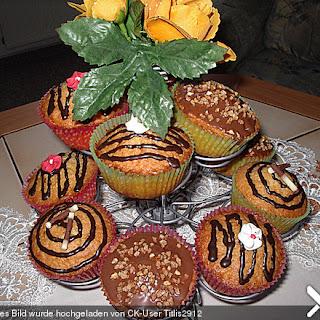 Nutella - Muffins Recipe