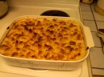 Macaroni & Cheese Comfort Bake