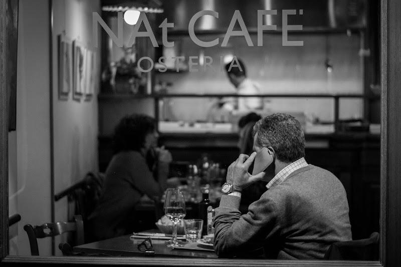 Nat cafè - solitudine. di marco.tubiolo photography
