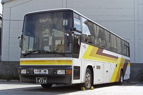 西日本鉄道「フェニックス号」夜行便 4476