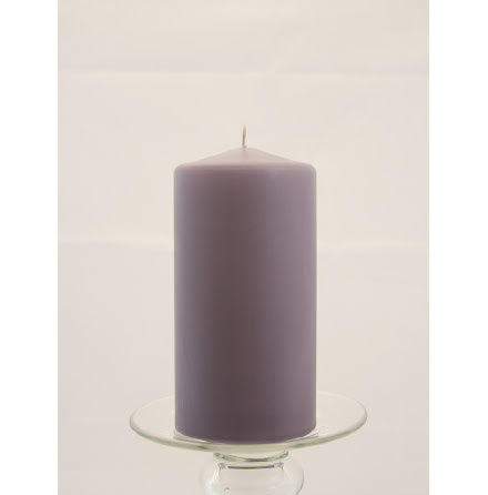 Blockljus Blåbärsmjölk 15 cm