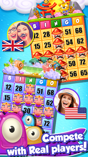 Bingo Dragon - Free Bingo Games apkmr screenshots 3