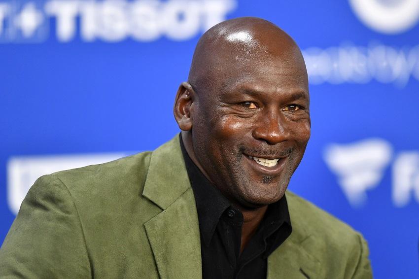 NBA legend Jordan donating $100 million to social justice groups