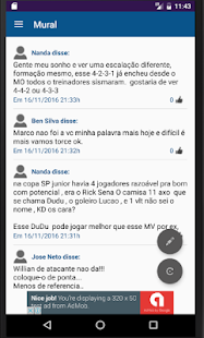 Futebol Mobile- screenshot thumbnail
