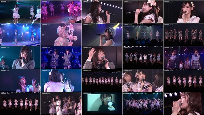 190530 (1080p) AKB48 チーム8 湯浅順司「その雫は、未来へと繋がる虹になる。」公演 中野郁海 卒業公演 DMM HD