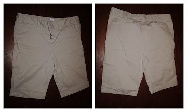 Photo: Khaki Motherhood Maternity Bermuda Shorts. $4 size XL. Sorry they are wrinkly... they have been in a tote :)