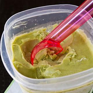 Avocado Honey Ice Cream.