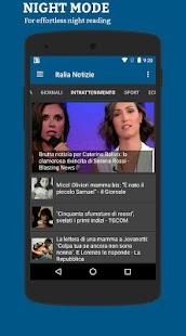 Italia Notizie | Italian News - náhled