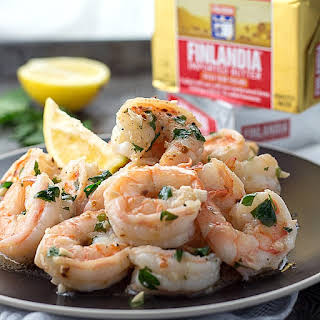 Low Carb Shrimp Scampi ( Keto).