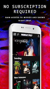 Midnight Pulp – Android TV 3