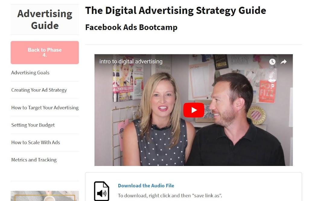 Facebook Ads Bootcamp