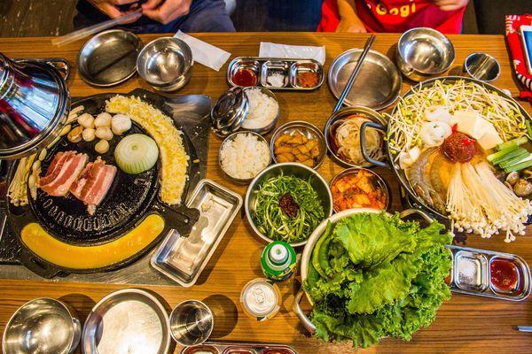 韓國道地烤肉專門店 I'm gogi 桌邊服務周到,一訪再訪!