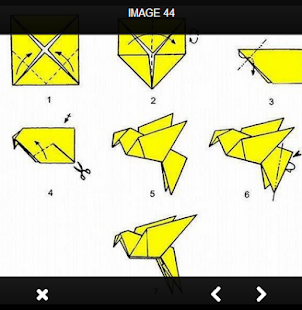 Simple Tutorial Origami - náhled