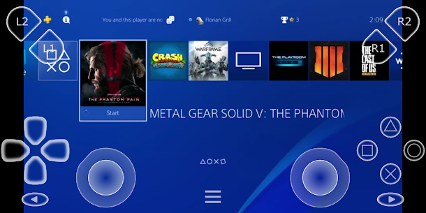 PSPlay: Unlimited PS4 Remote Play [Paid] v1.50 1