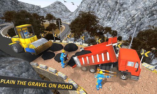 Uphill Highway Construction: Road Building Sim 1.2 screenshots 1
