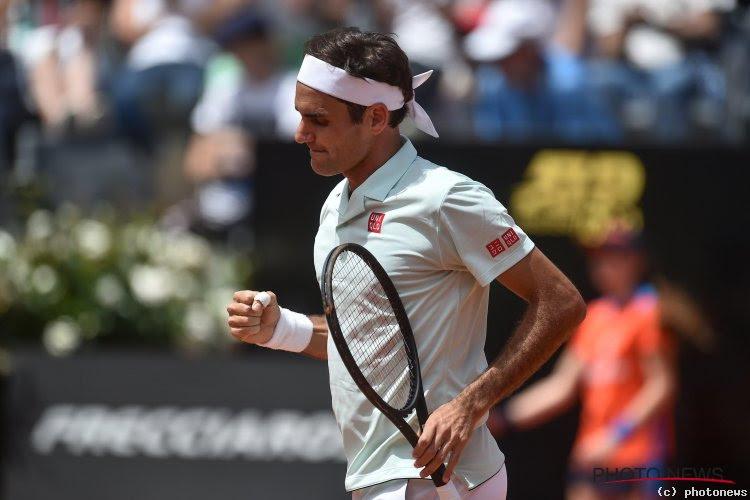 Federer viert in clash van generaties en kan dubbele cijfers bereiken in eigen land