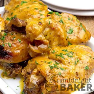 Slow Cooker Golden Chicken