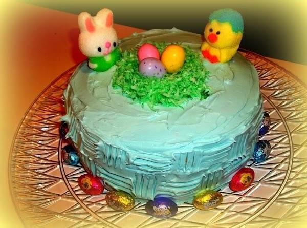 Easter Cake Made Easy Recipe