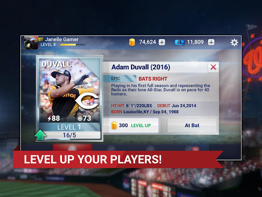 MLB Home Run Derby 18  screenshots 12