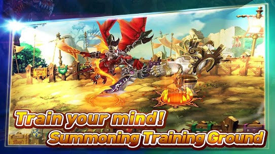 Summon Rush Apk Download For Android and Iphone 3