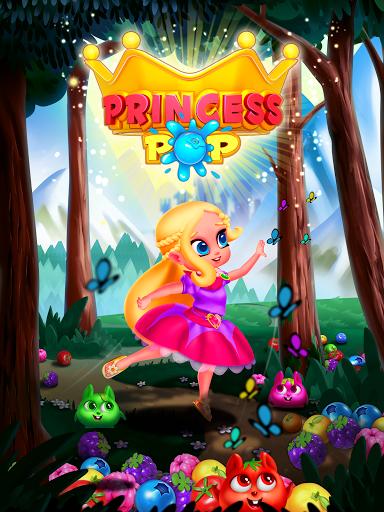 Princess Pop - Bubble Games filehippodl screenshot 9