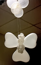 Photo: Forrest Hills Father, Daughter dance, Angles theme. Close up of ceiling Angels. 10 of these guided couples to the dance floor from dinner. ~ Balloons By Turnadaisy ~ artwithballoons.com Grand Rapids, Mi.