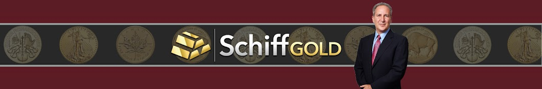SchiffGold - Peter Schiff's Gold Company Banner