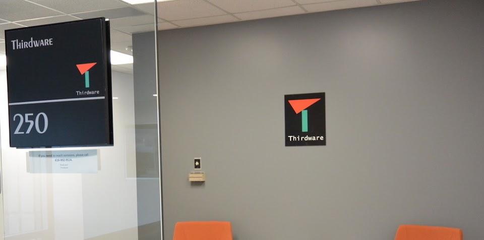 Thirdware office lobby