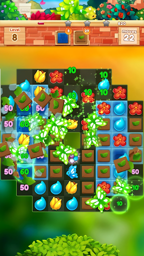 My Home Flower Garden: Puzzle Master screenshots 5