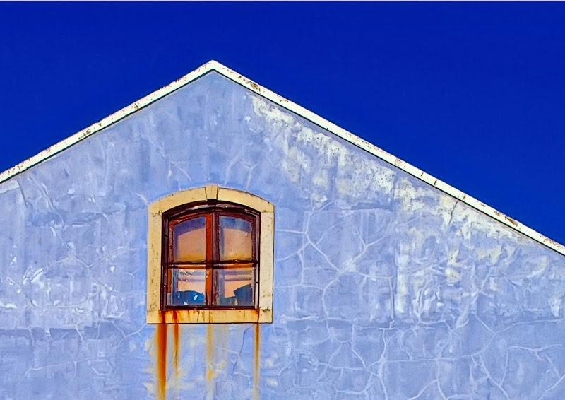 Azzurro: variazioni sul tema di Patrix