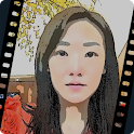 Tooncam - Selfie,Cartoon maker icon